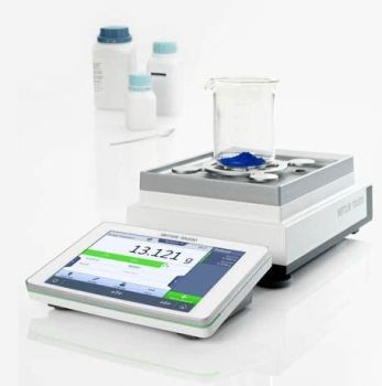 XPR Precision Balances from METTLER TOLEDO