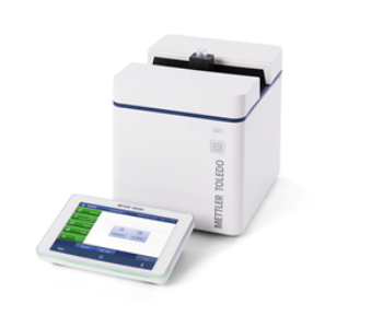 Spectrophotometer UV7 from METTLER TOLEDO
