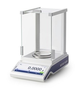 MS-TS Analytical Balance from METTLER TOLEDO