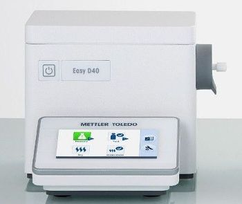 EasyPlus Benchtop Density Meters from METTLER TOLEDO