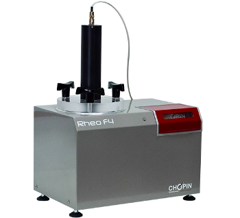 Measure the Characteristics of Dough During Proofing - Rheo F4