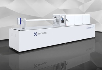 Xeuss 3.0 Laboratory Beamline for X-Ray Scattering