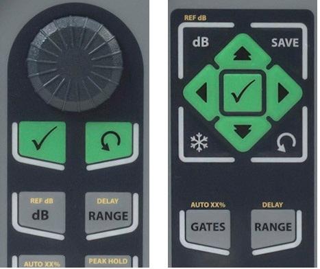 the EPOCH 650 Ultrasonic Flaw Detector