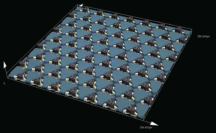 MEMS ultrasonic transducer (MPLAPON50XLEXT).