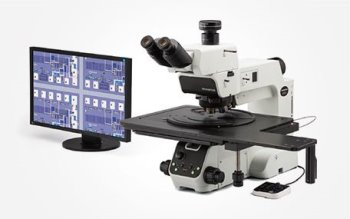 Streamline Your Large Sample Inspection Workflowwith the MX63 Microscope System