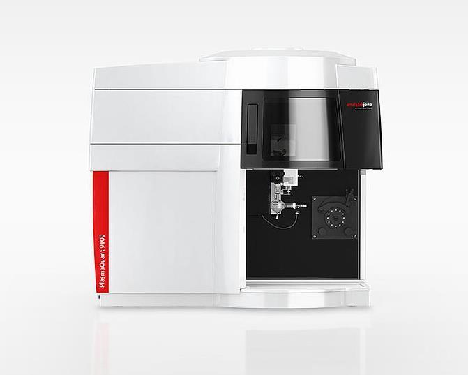 ICP-OES: PlasmaQuant 9100