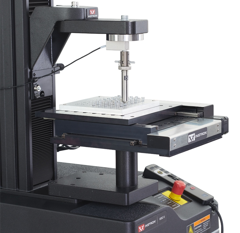 Automated Compression, Tensile, and Flexure Testing: AT2 Automated XY Stage