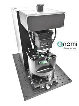 Quantum Microscope System Developed on HORIBA AFM Technology: ProteusQ
