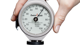 Analog and Digital Shore Hardness Testers by ZwickRoell Shore hardness testers can be applied to determine the hardness of