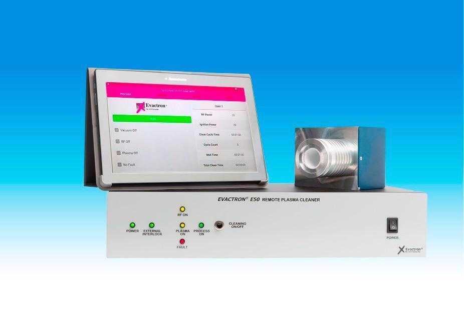 Plasma De-Contaminators Alternate Gas Configuration: Evactron® E50