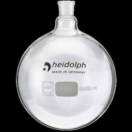 Evaporating flask 5,000 mL.