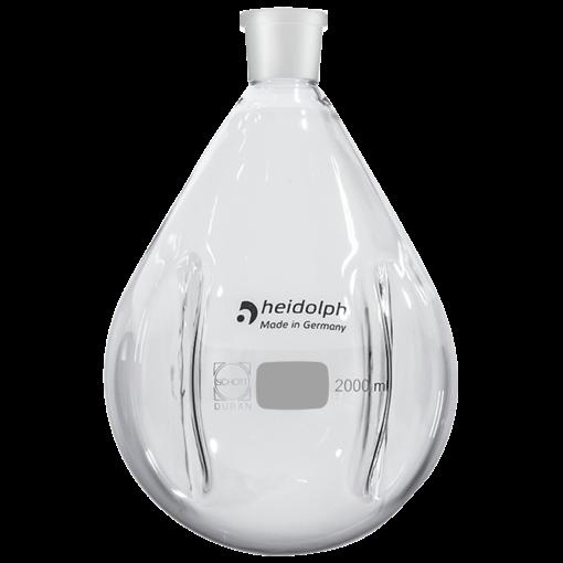 Powder flask 1,000 mL.