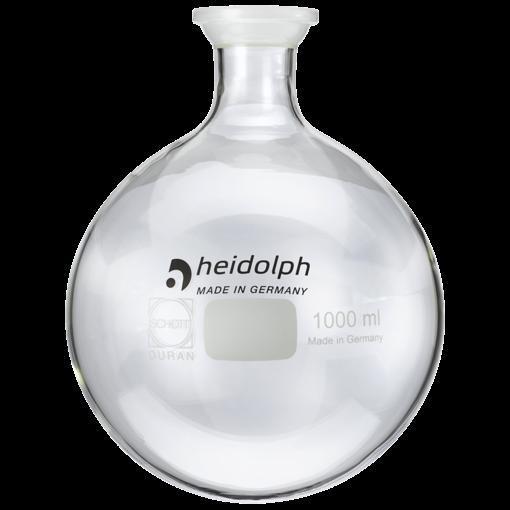 Receiving flask 1,000 mL.