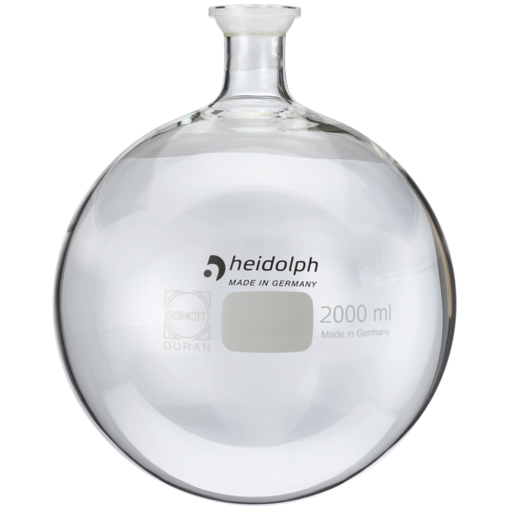 Receiving flask 2,000 mL.