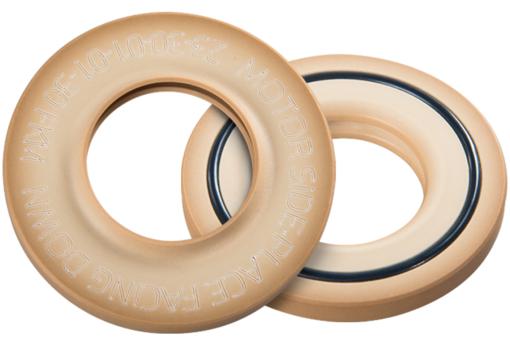 Vacuum seal PTFE/FKM (spare seal).