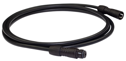 Extension cable for operation outside closed-fume hoods.