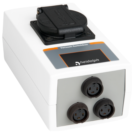Switchbox—this can help connect up to three rotary evaporators to a single vacuum pump