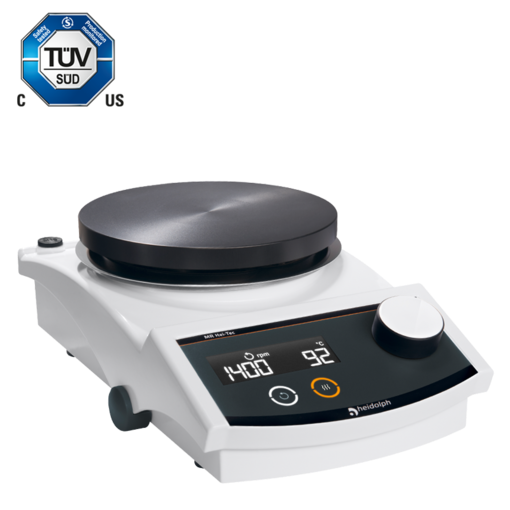 Hei-Tec—equipped with a temperature sensor, this model has been designed for higher requirements.
