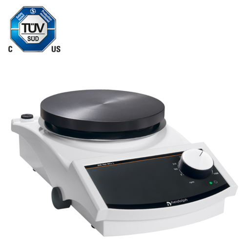 Hei-Mix L—this model is suitable for all stirring tasks that do not require heating