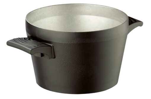 2-l Heating bath for oil for a maximum temperature of 250 °C.