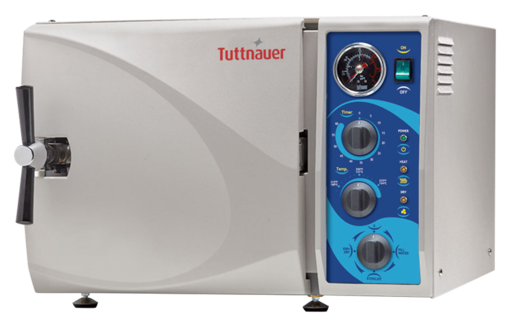 Manual Sterilizers: These manually operated versions include gauges and analog controls for easy operation.