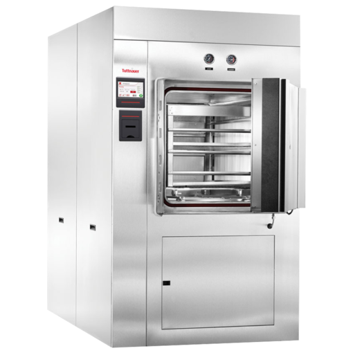 Industrial Sterilizers: These are large-capacity autoclaves.