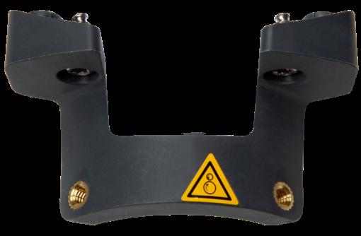 Shaft guard adapter set.