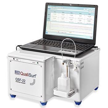 The QUALISURF® QSF-22: A Benchtop NIR Chemical Analyzer