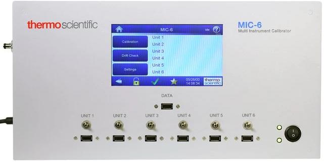 MIC-6 Multi Instrument Calibrator.