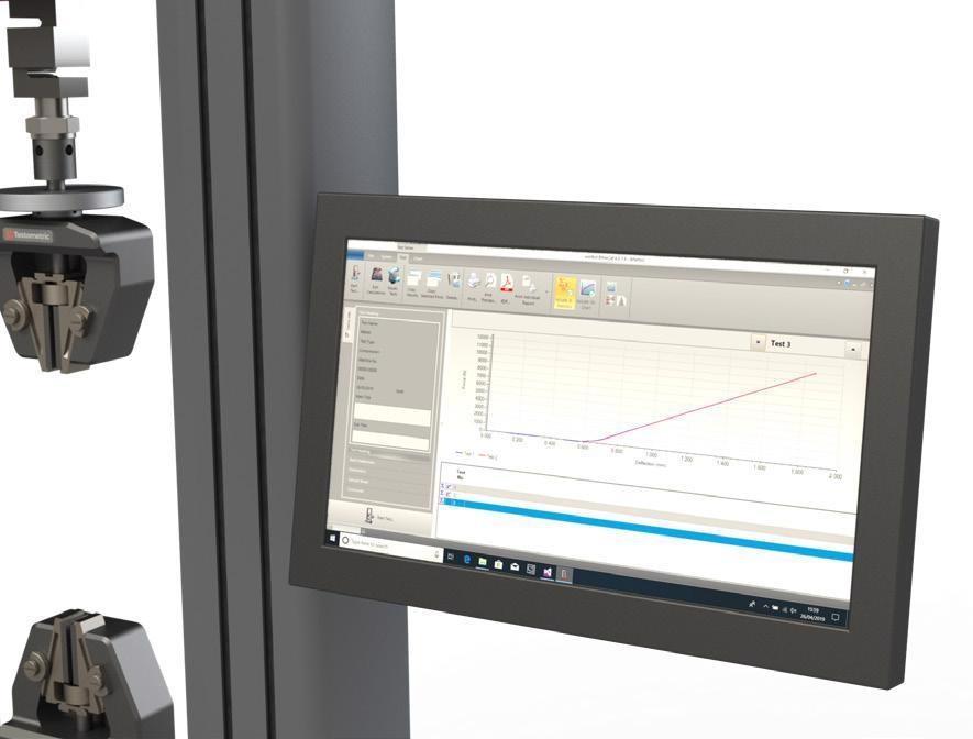 Testometric's XFS150 Universal Testing Machine
