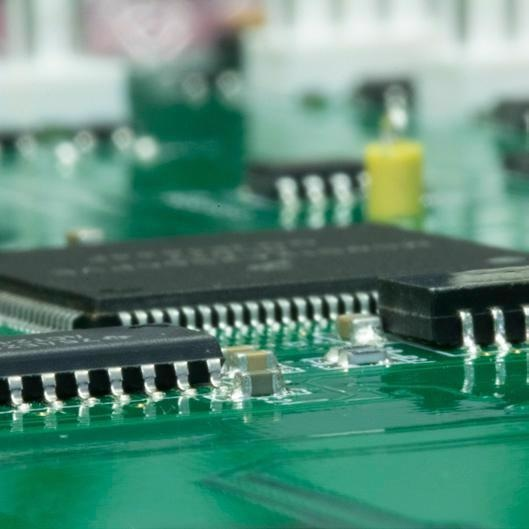 High-speed modular electronics.