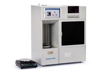 The PowderPro A1 Automatic Powder Characteristics Tester