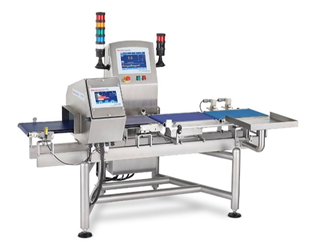 VersaWeigh™ Checkweigher and Sentinel™ 3000 Metal Detector Combo