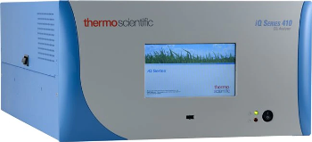 Measure Concentrations of CO2 with the 410iQ Carbon Dioxide Gas Analyzer