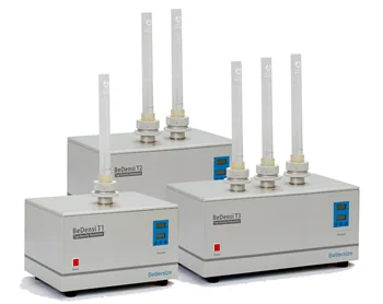 The BeDensi T Series: A Tapped Density Meter