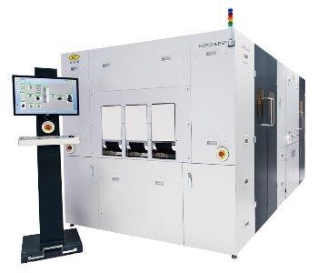 HERCULES®: Integrated Lithography Track System for Cassette-to-Cassette Processing