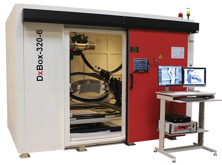 Dxbox Digital X-Ray Inspection Cabinets