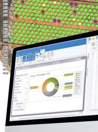 Fast reporting software designed to manage inspection data through templates of custom content reporting.
