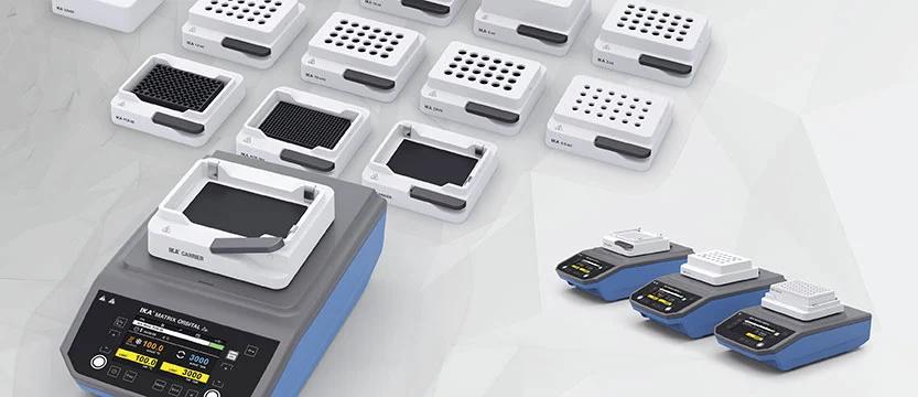 IKA Matrix Thermoshakers