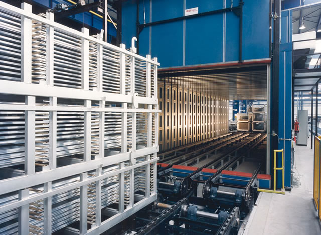Industrial Ageing Ovens from Unifour B.V.