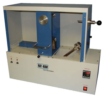 Low Temperature Brittleness from Ray-Ran