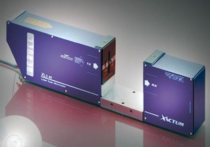eXactum Laser Scan Micrometer Series Laser Gauge from AEROEL