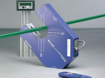 Quadraline Laser Diameter Micrometers from Scantron