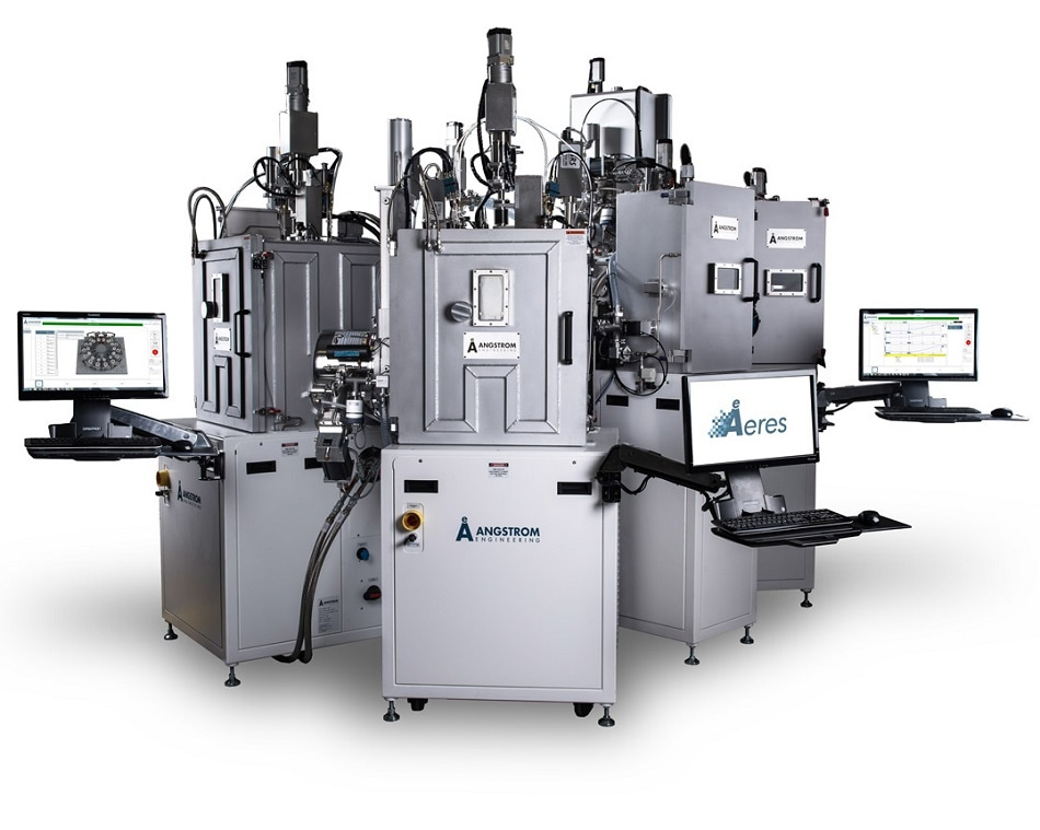 Automated Thin Film Deposition Cluster System for Process Research - Nebula