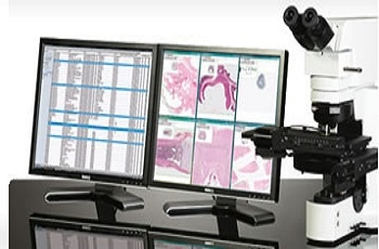 Olympus BLISS High-Definition Virtual Microscopy System