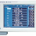 WT1800 Digital Power Analyzer by Yokogawa