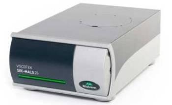 Multi-Angle Light Scattering Detector - Viscotek SEC-MALS 20