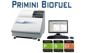 Primini Biofuel - Benchtop WDXRF Elemental Analyzer for Biofuels