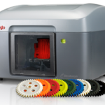 The Mojo Desktop 3D Printer from Stratasys