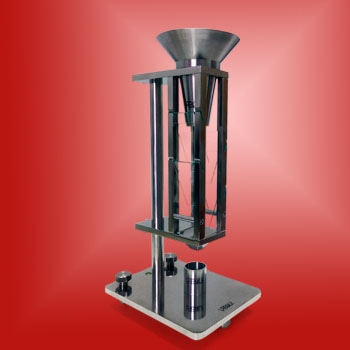 AS-200 Scott Volumeter and Bulk Density Tester for Free-flowing Powders